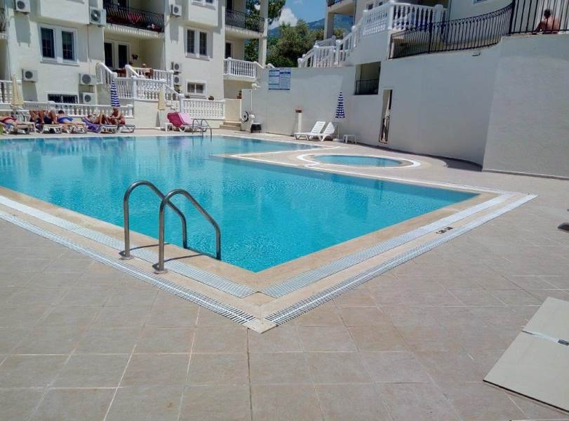 A0169 Two Immaculate 2 Bedroom Apartments in Hisarönü