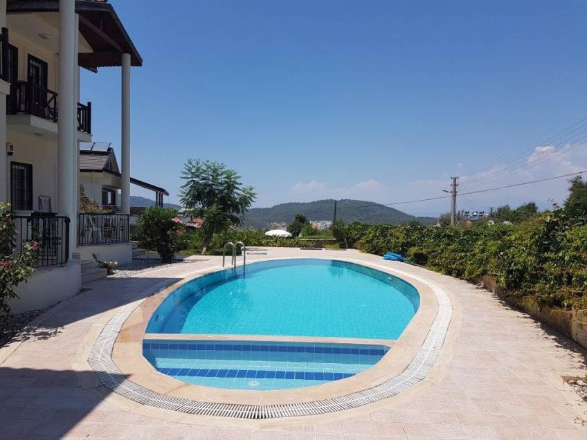 V0141 3 Bedroom Villa for Sale in Ovacık