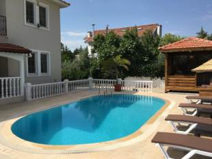 V0137 Delightful 3 Bedroom Villa with Basement in Ovacik.