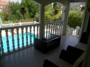 V0153 Immaculate 5 Bedroom Villa In Ovacik.